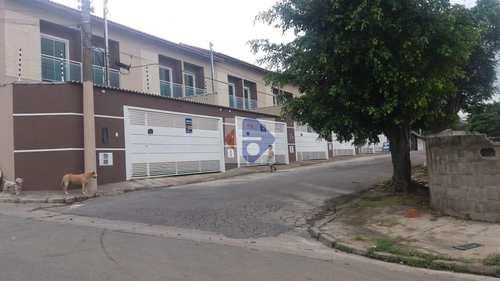 Sobrado, código 35 em Itaquaquecetuba, bairro Vila Virgínia