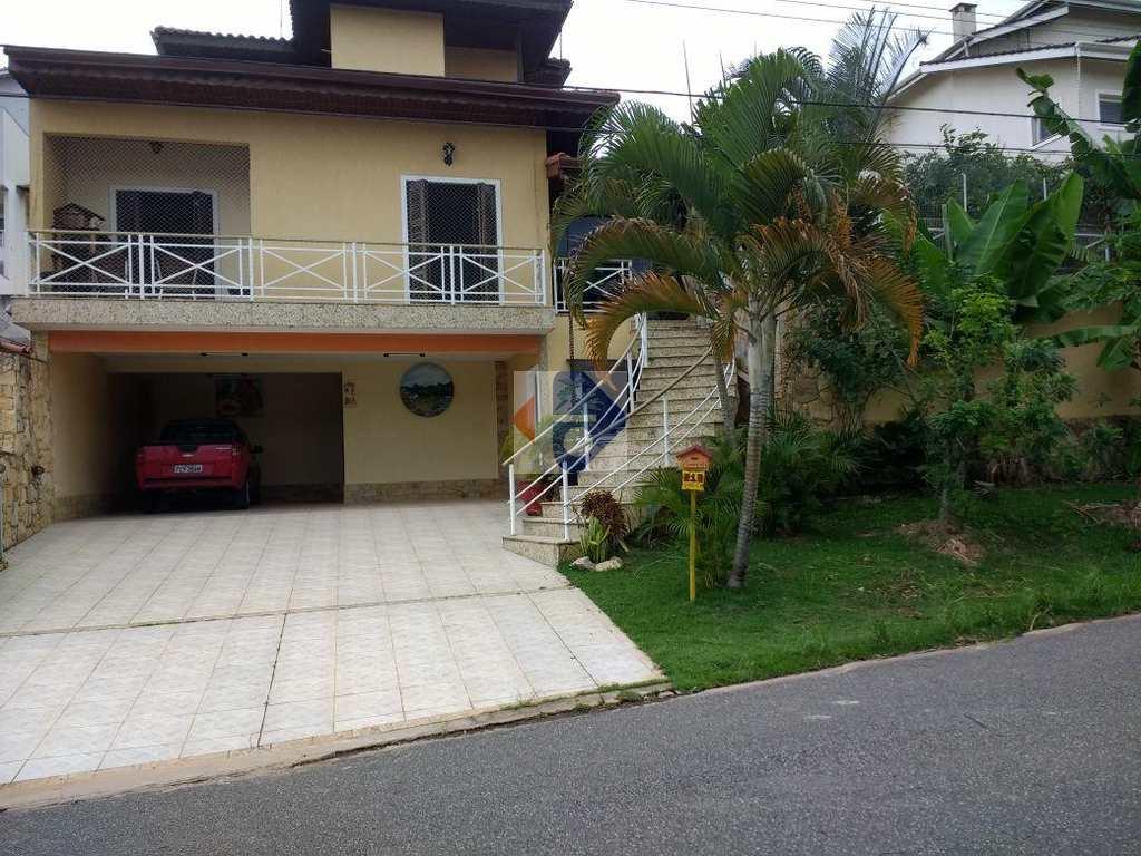 Sobrado de Condomínio em Mogi das Cruzes, no bairro Parque Residencial Itapeti