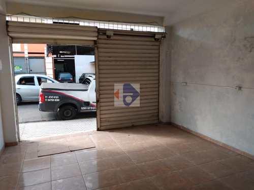 Salão, código 92 em Suzano, bairro Vila Urupês
