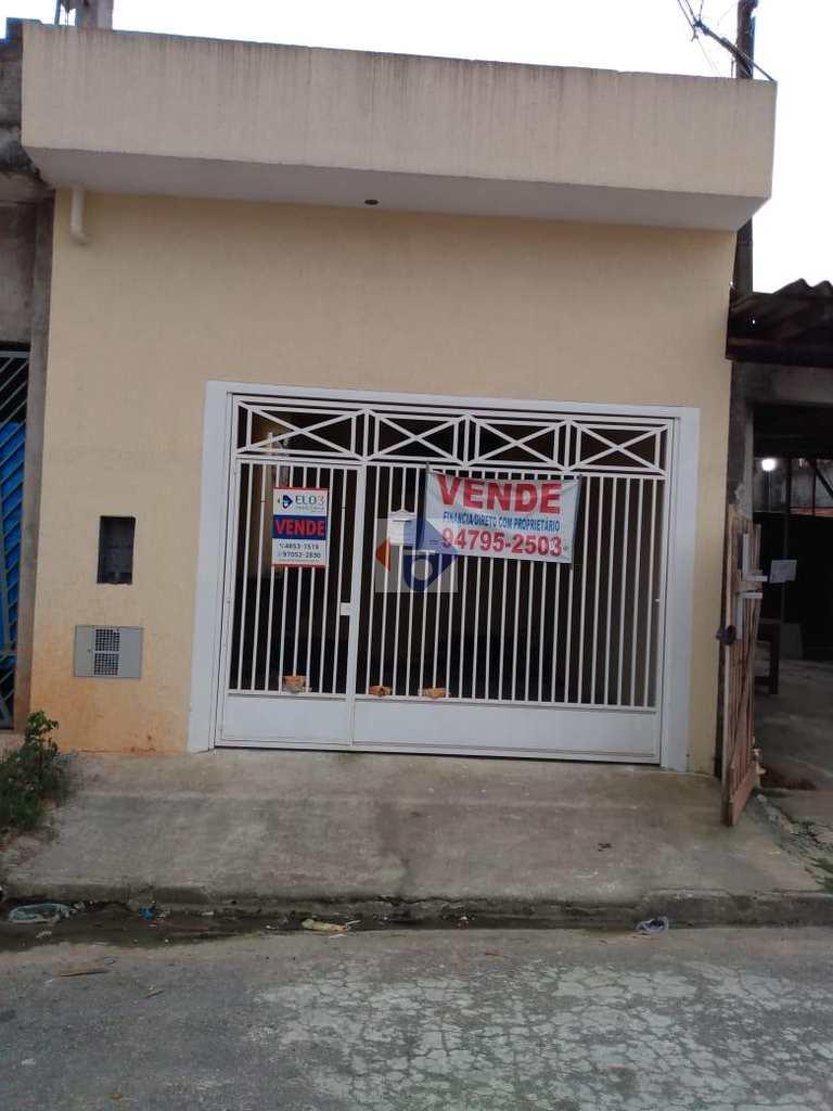 Casa em Itaquaquecetuba, no bairro Jardim Santa Rita