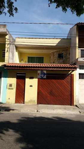 Sobrado Comercial, código 95 em Itaquaquecetuba, bairro Vila Virgínia
