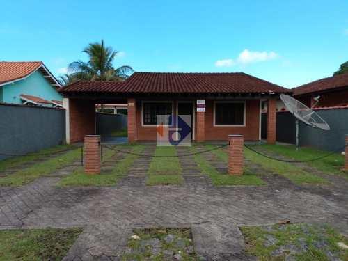 Casa de Condomínio, código 100 em Bertioga, bairro Boraceia
