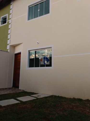 Sobrado, código 103 em Itaquaquecetuba, bairro Parque Residencial Marengo