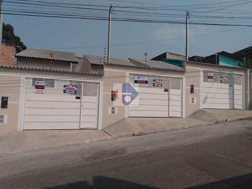 Casa, código 132 em Itaquaquecetuba, bairro Parque Residencial Marengo