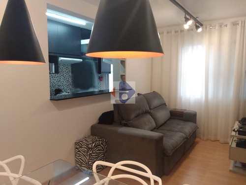 Apartamento, código 141 em Suzano, bairro Vila Urupês