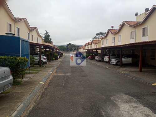 Sobrado de Condomínio, código 145 em Mogi das Cruzes, bairro Jardim Bela Vista