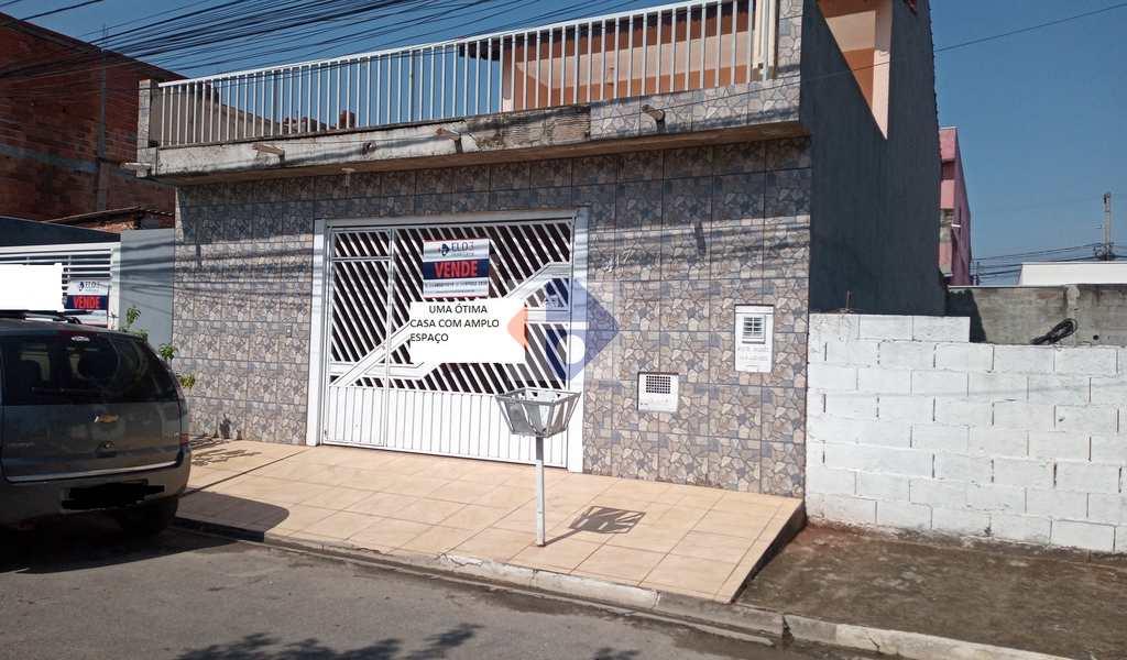 Sobrado de Condomínio em Mogi das Cruzes, bairro Real Park Tietê Jundiapeba