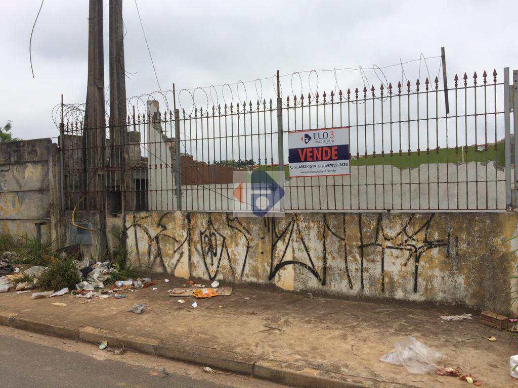 Terreno Comercial em Suzano, no bairro Jardim Casa Branca