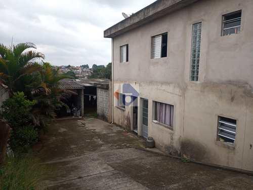 Casa, código 186 em Itaquaquecetuba, bairro Jardim São Manoel