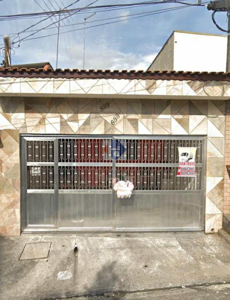 Casa em Itaquaquecetuba, no bairro Vila Virgínia