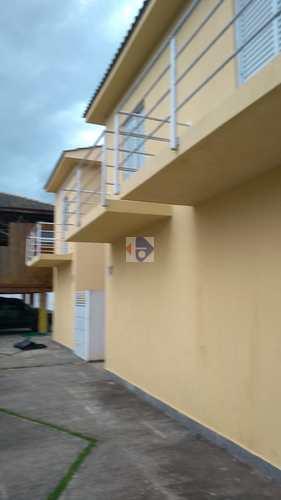 Sobrado de Condomínio, código 215 em Suzano, bairro Caxangá