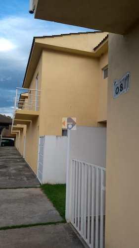 Sobrado de Condomínio, código 222 em Suzano, bairro Caxangá