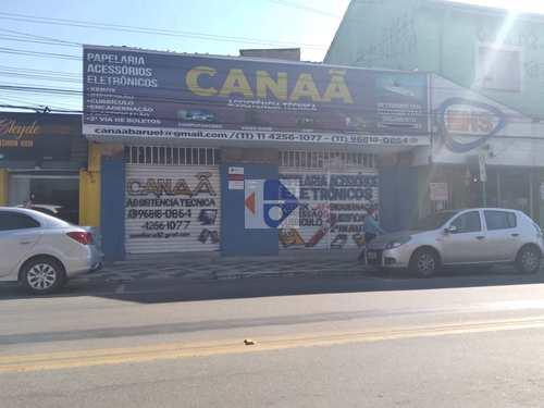Salão, código 227 em Suzano, bairro Vila Costa