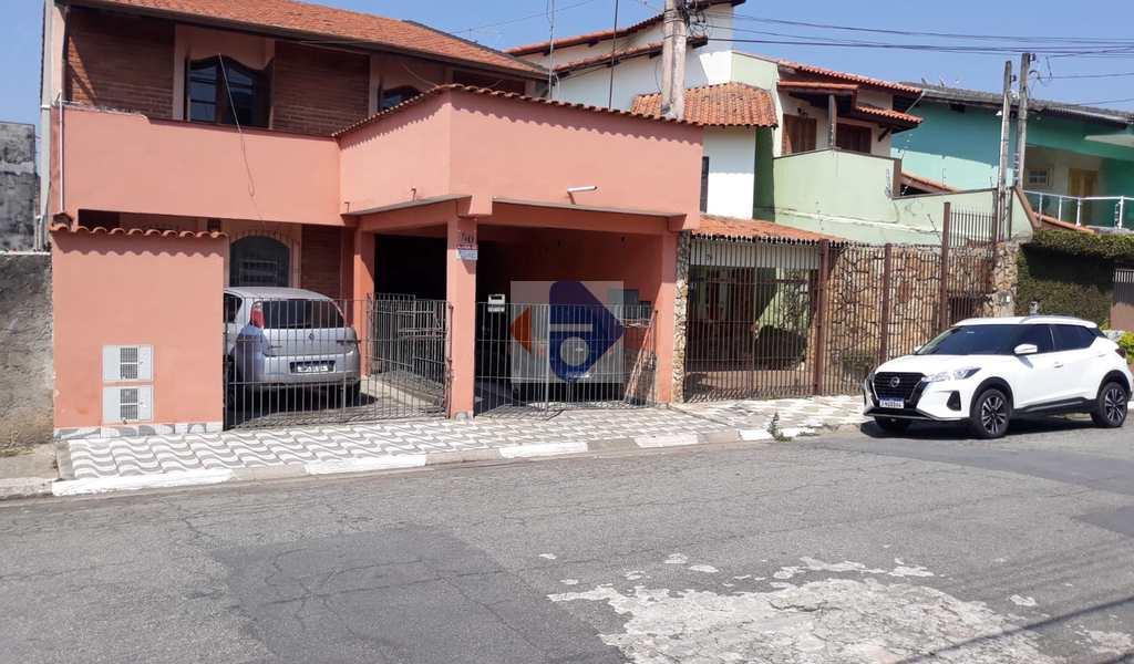Casa em Suzano, bairro Vila Figueira