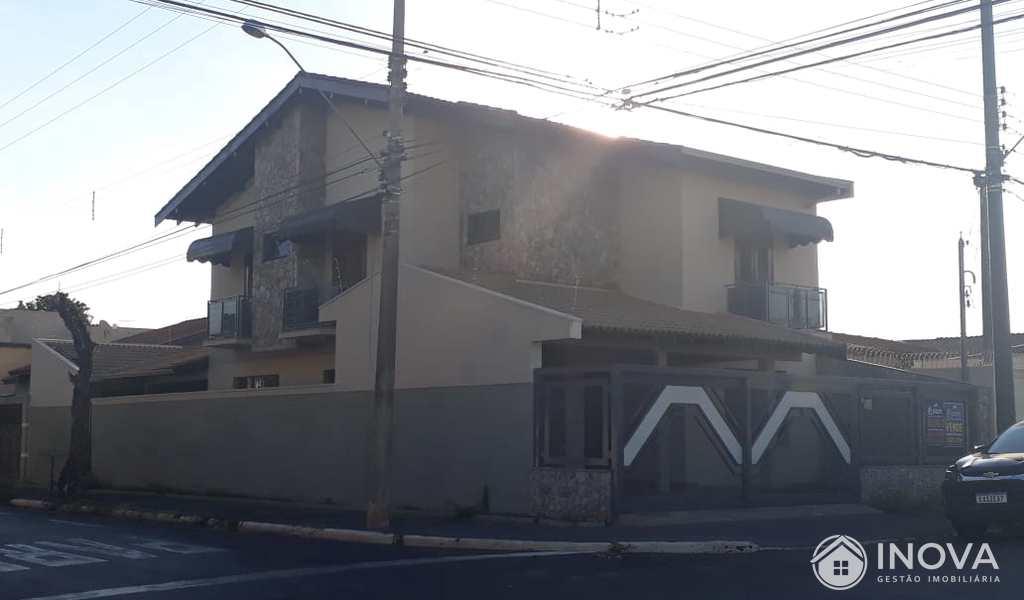 Sobrado em Barretos, bairro Jardim Alvorada