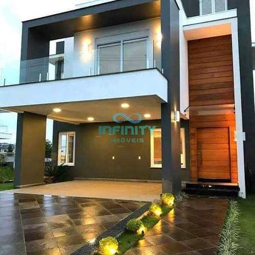 Casa de Condomínio, código 14 em Gravataí, bairro Alphaville