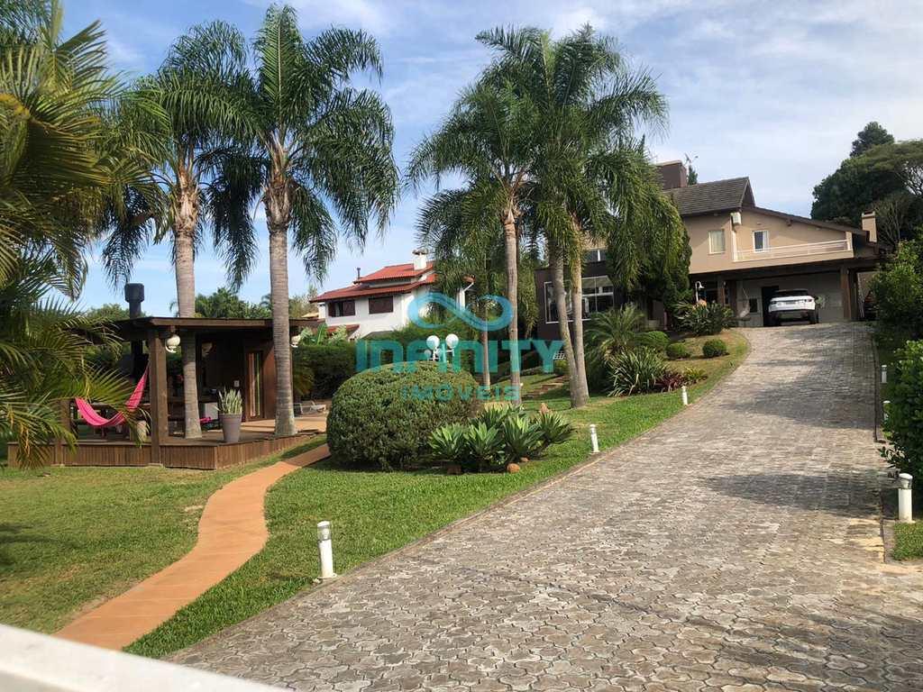 Casa de Condomínio em Gravataí, no bairro Paragem Verdes Campos