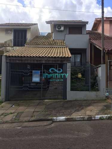 Sobrado, código 120 em Gravataí, bairro Bela Vista