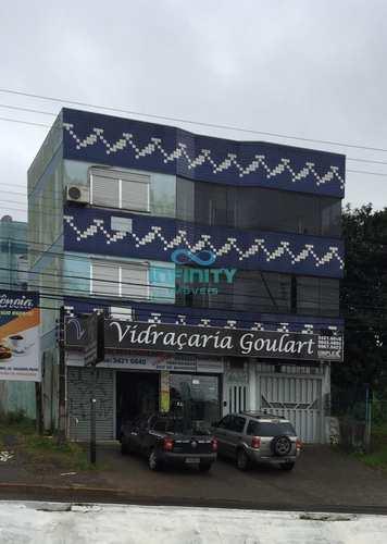 Apartamento, código 138 em Gravataí, bairro Jansen