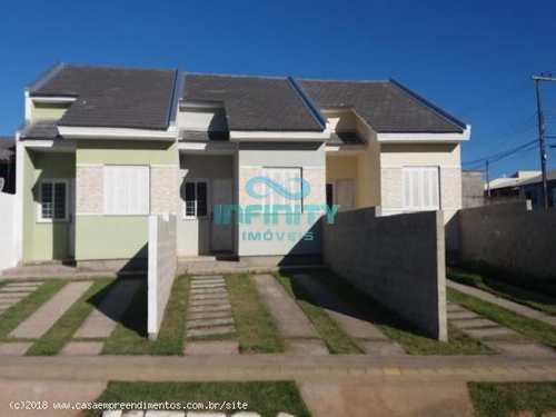 Casa, código 219 em Gravataí, bairro Moradas do Sobrado