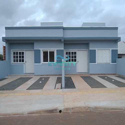 Casa, código 264 em Gravataí, bairro Por do Sol
