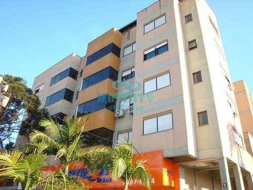 Apartamento, código 284 em Gravataí, bairro Jansen