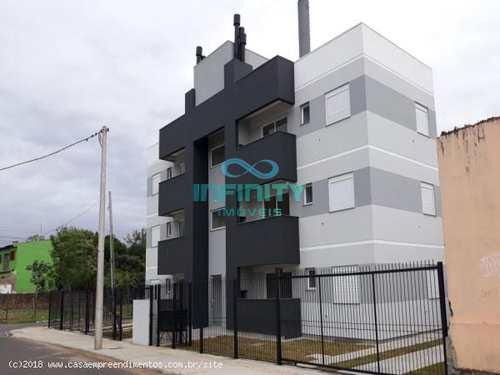 Apartamento, código 296 em Gravataí, bairro Parque Florido