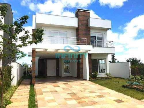 Casa de Condomínio, código 385 em Gravataí, bairro Alphaville
