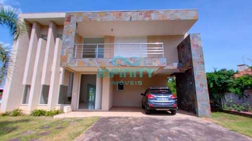 Casa de Condomínio, código 392 em Gravataí, bairro Paragem Verdes Campos