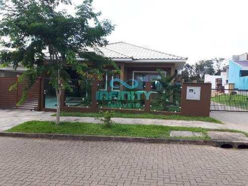 Casa de Condomínio, código 398 em Gravataí, bairro Reserva do Arvoredo