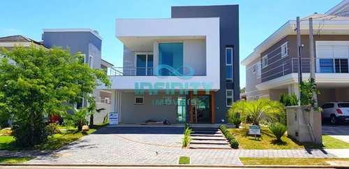 Casa de Condomínio, código 400 em Gravataí, bairro Alphaville