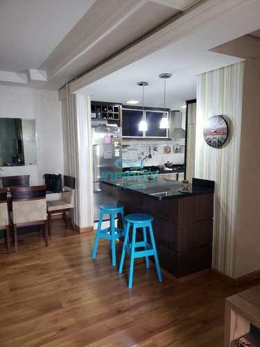 Apartamento, código 525 em Gravataí, bairro Dom Feliciano