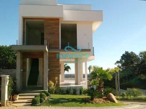 Casa de Condomínio, código 537 em Gravataí, bairro Primavera