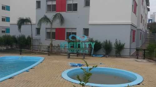 Apartamento, código 557 em Gravataí, bairro Passo das Pedras