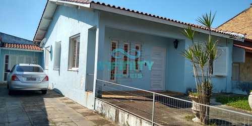 Casa, código 575 em Gravataí, bairro Dom Feliciano