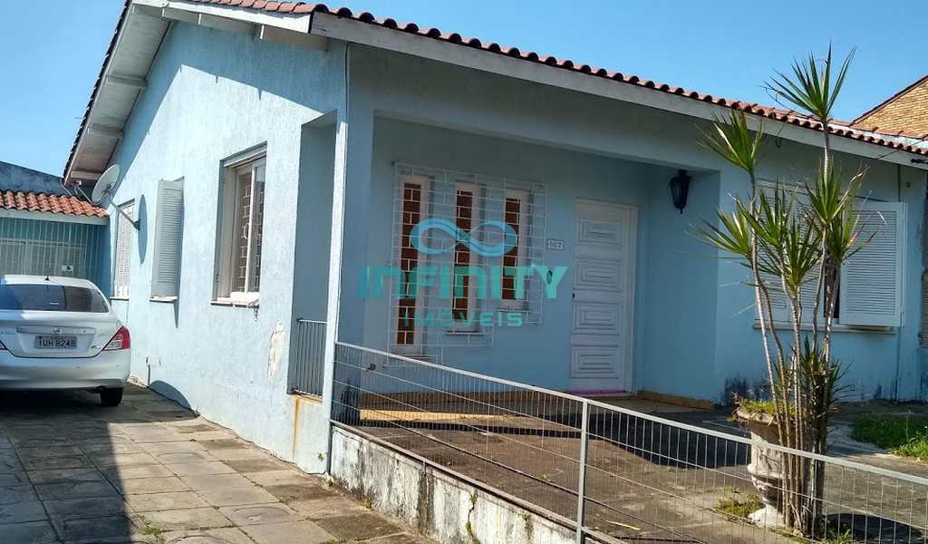 Casa em Gravataí, bairro Dom Feliciano