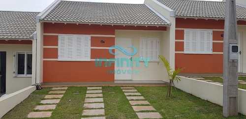 Casa de Condomínio, código 600 em Gravataí, bairro Neópolis