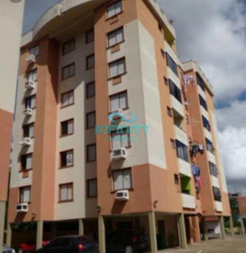 Apartamento, código 606 em Gravataí, bairro Passo das Pedras