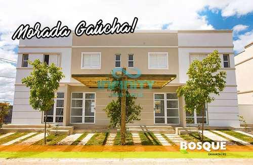 Sobrado de Condomínio, código 626 em Gravataí, bairro Morada Gaúcha