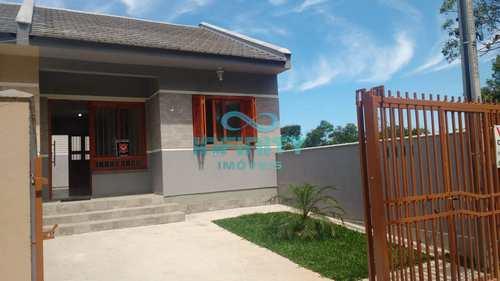 Casa, código 641 em Gravataí, bairro Oriço