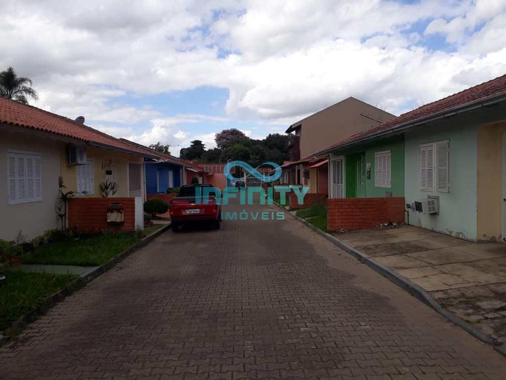 Sobrado de Condomínio em Gravataí, no bairro Passos dos Ferreiros