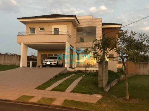 Casa de Condomínio, código 723 em Gravataí, bairro Alphaville