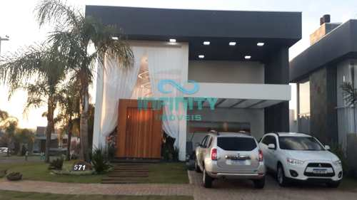 Casa de Condomínio, código 845 em Gravataí, bairro Alphaville