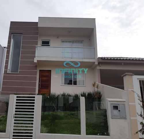 Sobrado de Condomínio, código 852 em Gravataí, bairro Reserva do Arvoredo