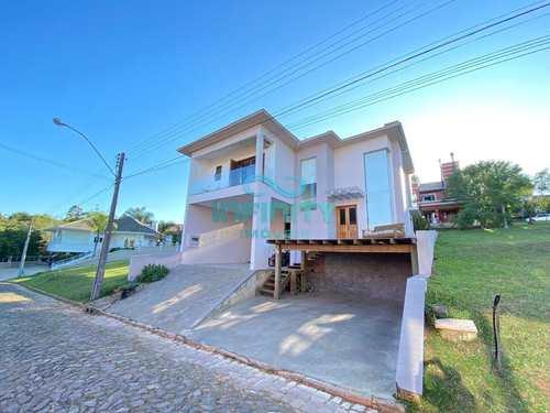 Sobrado de Condomínio, código 977 em Gravataí, bairro Reserva da Aldeia