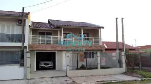 Sobrado, código 1100 em Gravataí, bairro Dona Mercedes