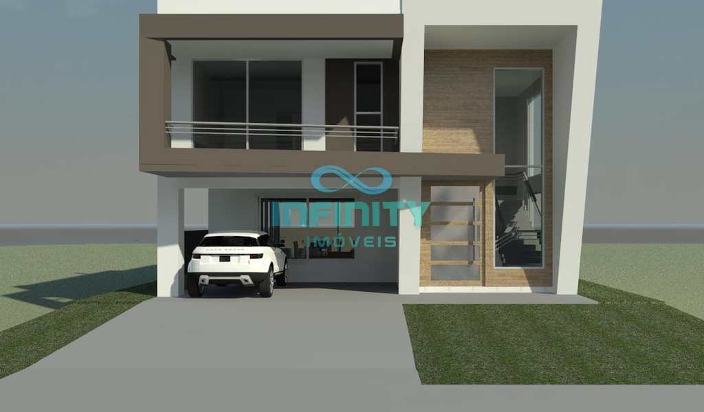 Casa de Condomínio em Gravataí, bairro Alphaville