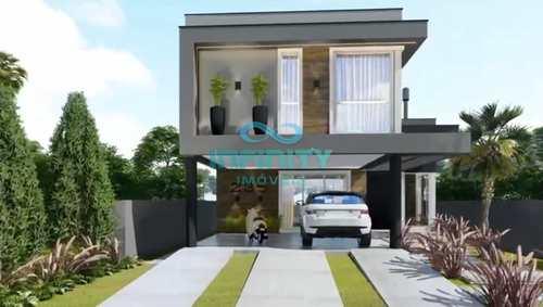 Casa de Condomínio, código 1125 em Gravataí, bairro Alphaville