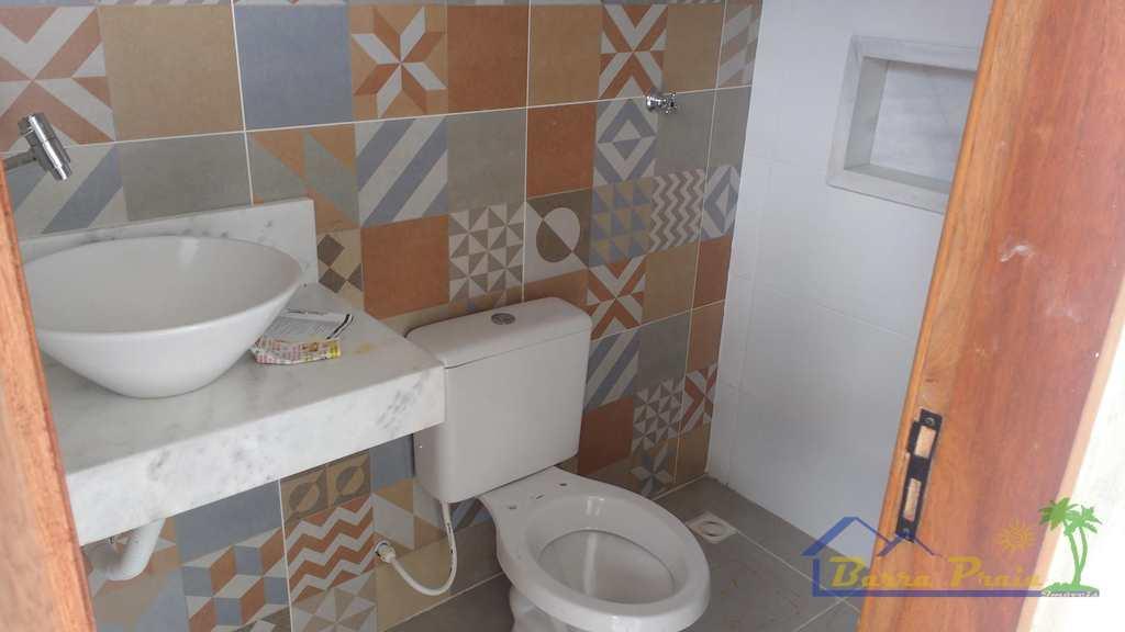 Casa de Condomínio em Itanhaém, bairro Campos Elíseos