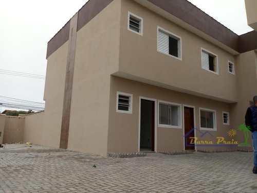 Casa de Condomínio, código 8 em Itanhaém, bairro Suarão